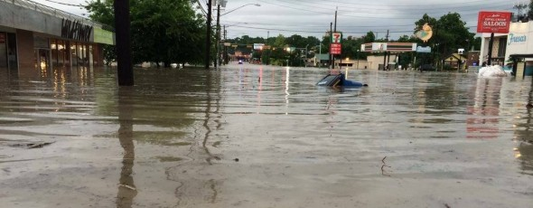 Austin Flooding 2015